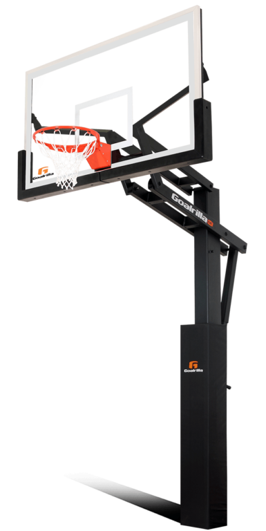 DC72E1 – Goalrilla Basketball Ring