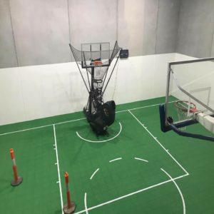 MSF Sports Court Facility Warehouse Melbourne