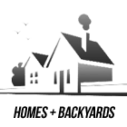 Homes & Backyards