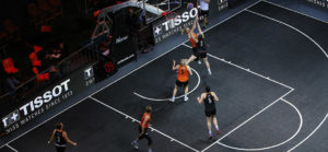 3x3 Hustle Womens