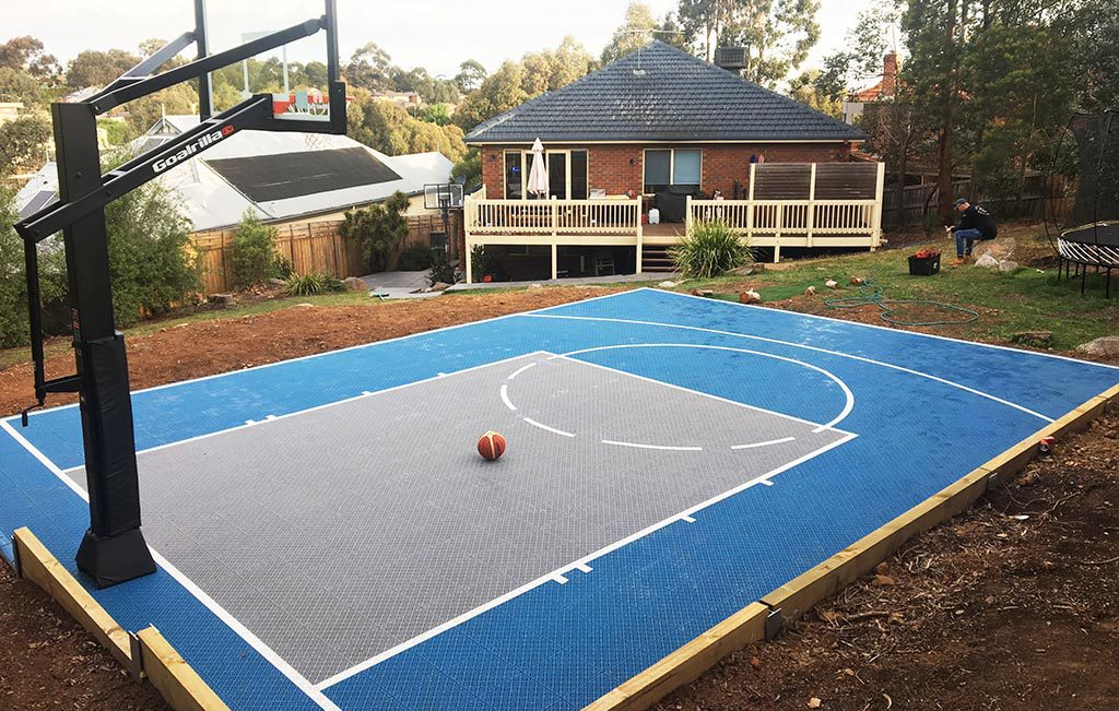 Home Basketball Court : Bball Court 10x7