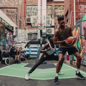 Laneway Basketball Festival Melbourne by MSF Sports